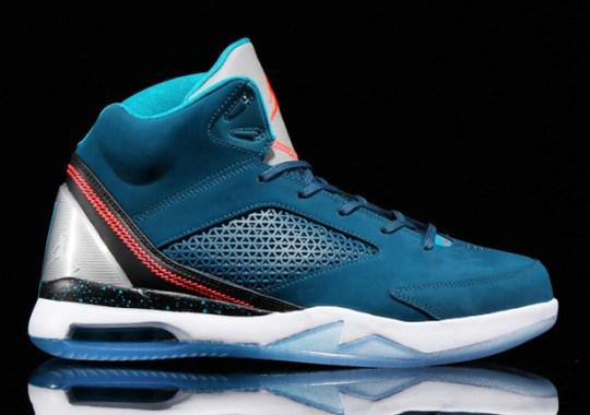 605bc01a56a Jordan Future Flight Remix – Space Blue – Infrared 23 – Tropical Teal