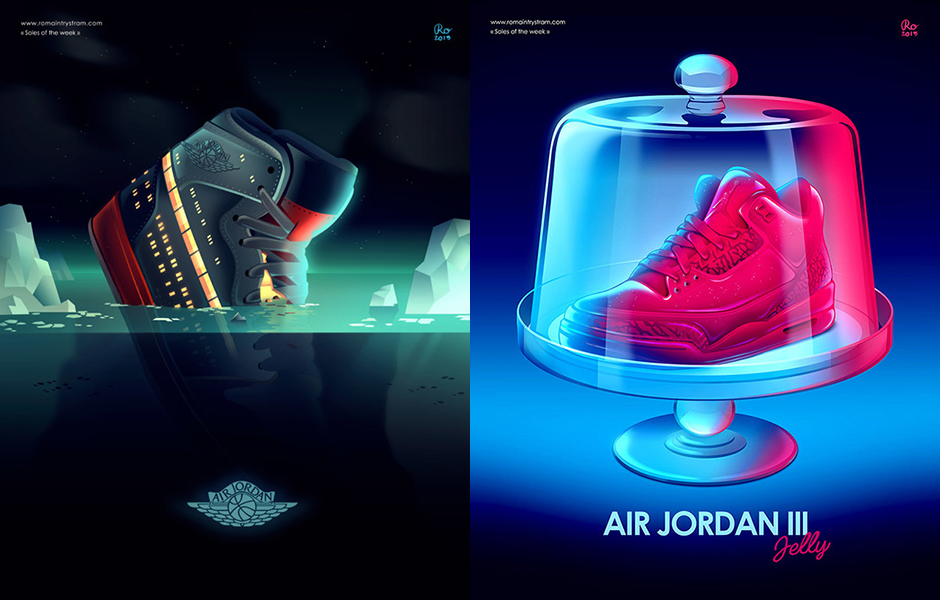 Nike Air Jordan Shoes Poster  508eb6e76f69