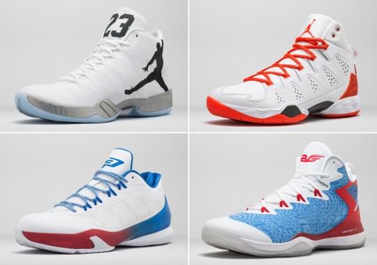 Jordan Brand 2014-2015 NBA Season PE Collection