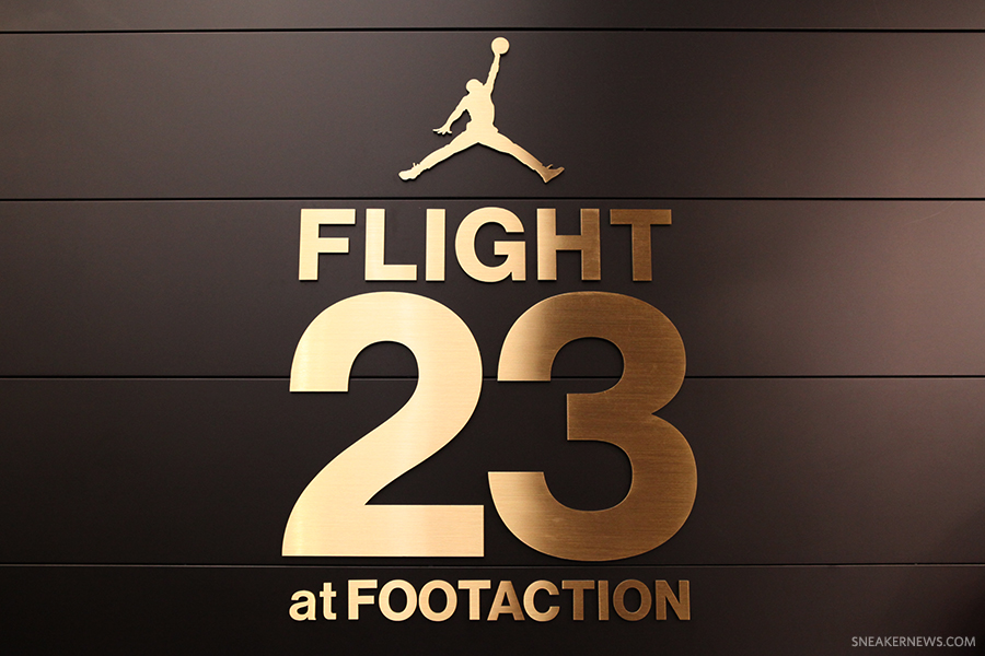jordan brand flight 23