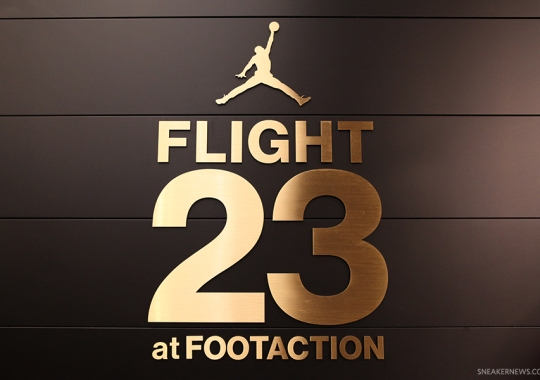 Jordan Brand Flight 23 Store to Open in Chicago