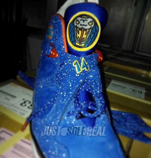 brand new 7e421 a7a36 Air Jordan 8 Doernbecher - Another Look - SneakerNews.com
