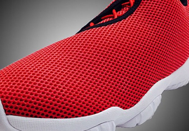 3bc29aabcfa6 Air Jordan Future Low - Red - White - SneakerNews.com