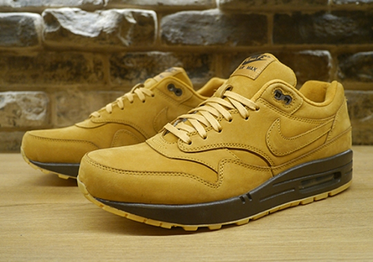 "Nike Air Max 1 ""Wheat"" – Release Date"