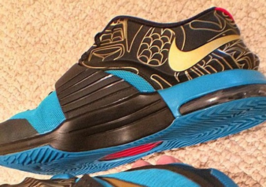 """Another Look at the Nike KD 7 """"N7"""""""