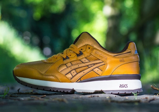 Asics GT-Cool – Tan – Black