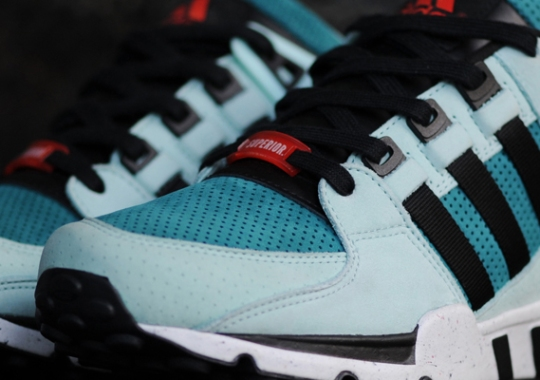 BAIT x adidas Originals EQT Running Support '93 – Preview