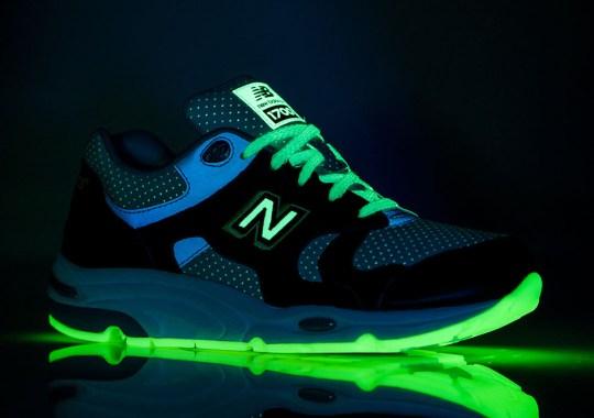 "Barney's New York x New Balance 1700 ""Glow in the Dark"""