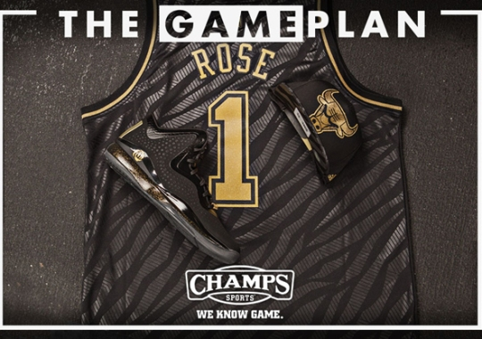 The Game Plan by Champs Sports: NBA Precious Metals Collection
