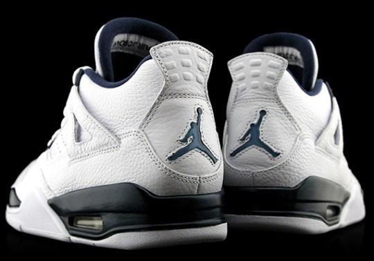 """Air Jordan 4 """"Columbia"""" – Release Date"""