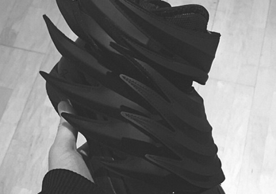"Jeremy Scott x adidas Originals ""Dark Knight"""