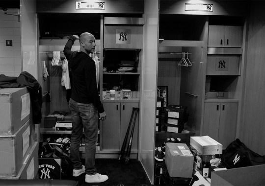 Jordan Brand Sent Derek Jeter Over 100 PEs Last Season