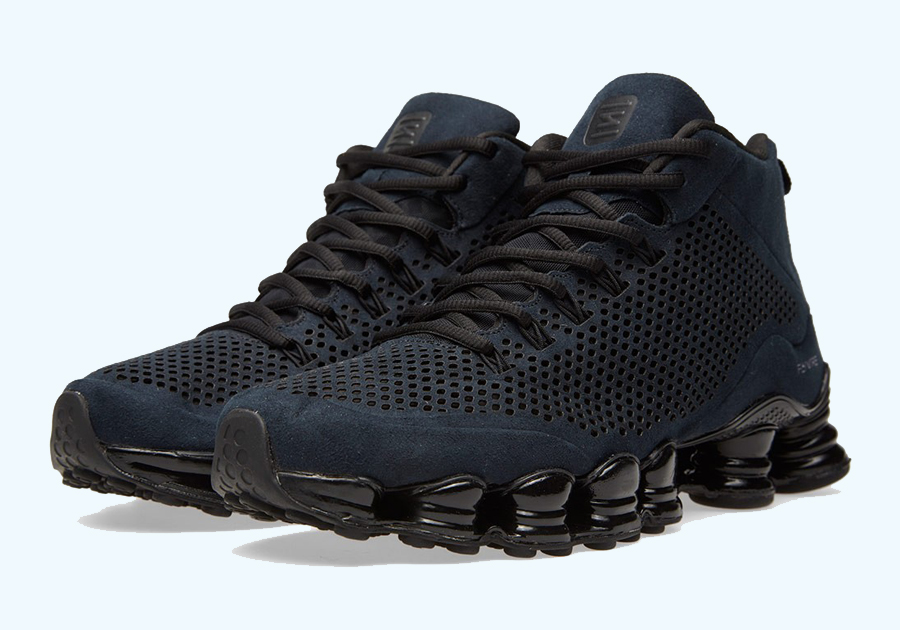 best website 257dc 87302 A Detailed Look at the Nike Shox TL Mid SP