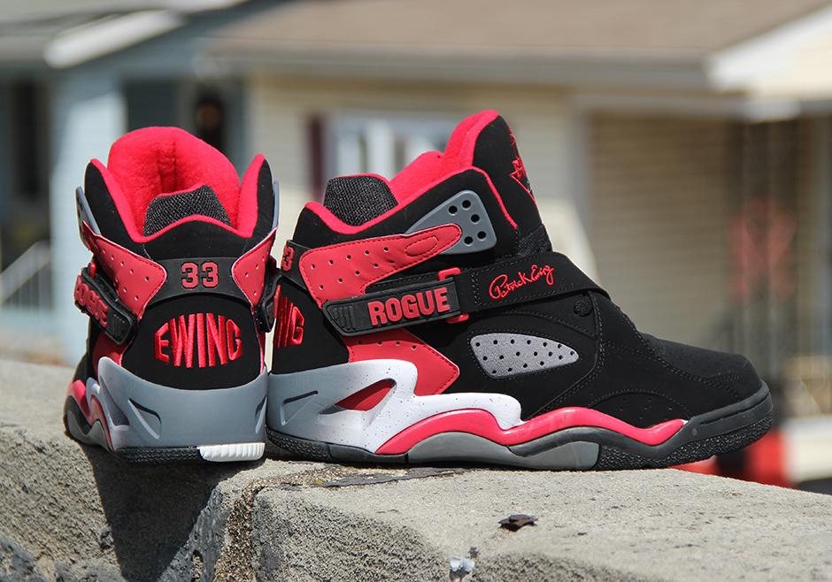 Ewing Athletics Rogue - Release Date - SneakerNews.com f13b9b546307