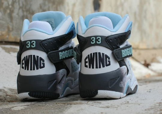 Ewing Rogue – White – Shadow – Dream Blue