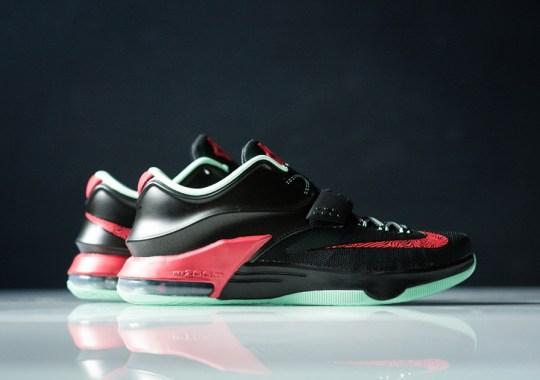 "Nike KD 7 ""Good Apples"" – Release Date"