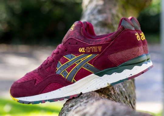 """The Good Will Out x Asics Gel Lyte V """"Koyo"""" – Global Release Date"""
