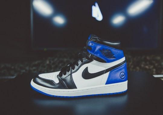 Hiroshi Fujiwara Previews Upcoming Air Jordan and Nike Collaborations