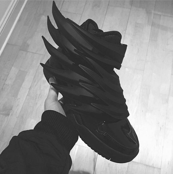 Adidas Shoe Jeremy Scott America