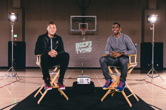 Jordan Brand Presents BGCP3TV With Blake Griffin and Chris Paul