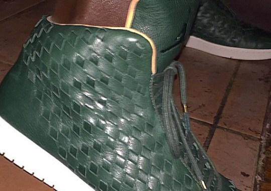 Michael Jordan Debuts A New Jordan Shine Colorway