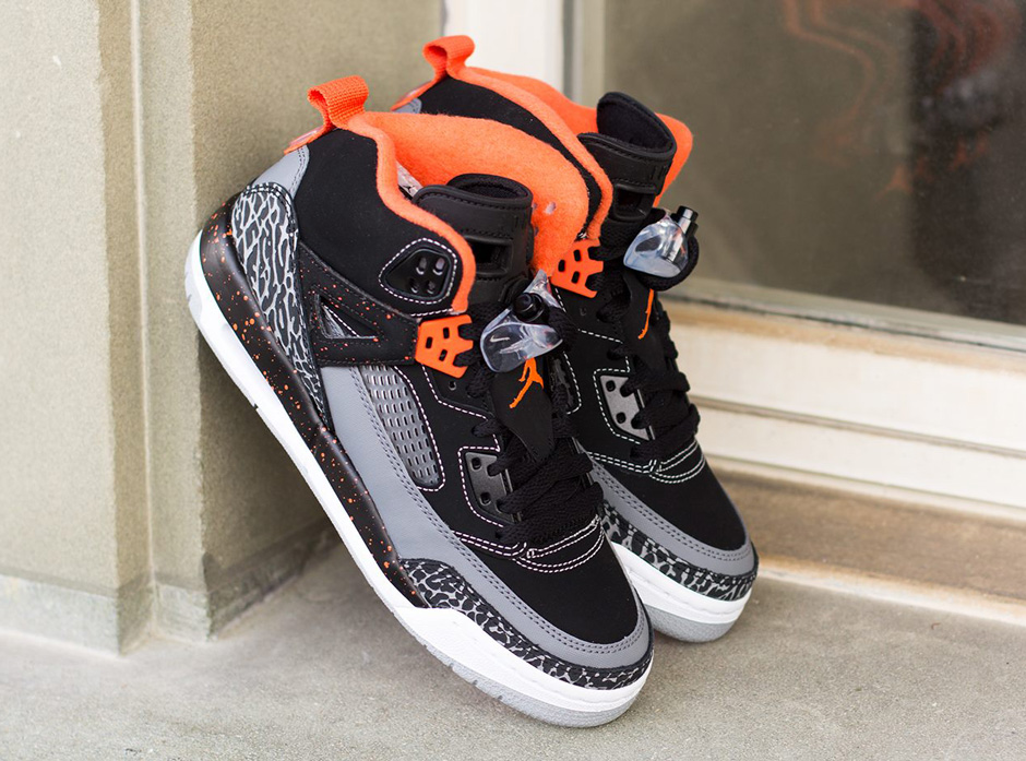 Dc Shoes Black And Orange