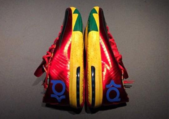 """Nike KD 6 """"Velvet Hoop"""" PE"""
