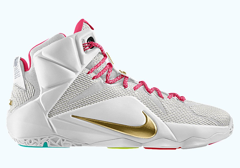 8598312abd4 NIKEiD LeBron 12 - Available - SneakerNews.com