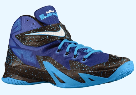"Nike LeBron Soldier 8 Player Pack ""Game Royal"""