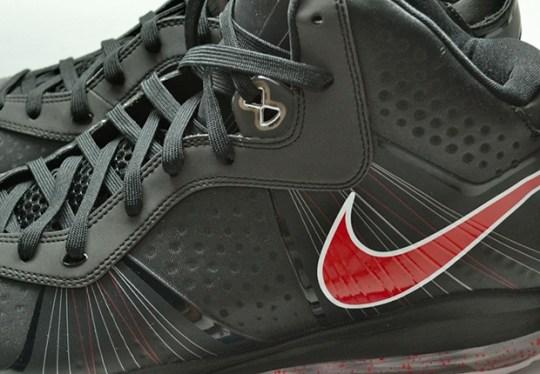 "Nike LeBron 8 V2 ""Portland"" PE on eBay"