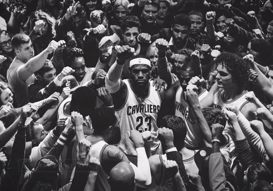 "LeBron James x Nike: ""Together"" In Cleveland - SneakerNews.com"