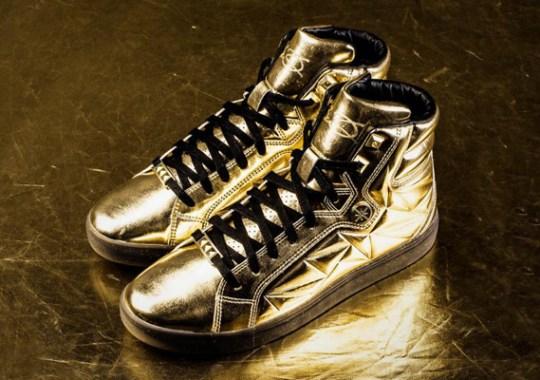 "Li-Ning Way of Wade Diamond ""Golden"""