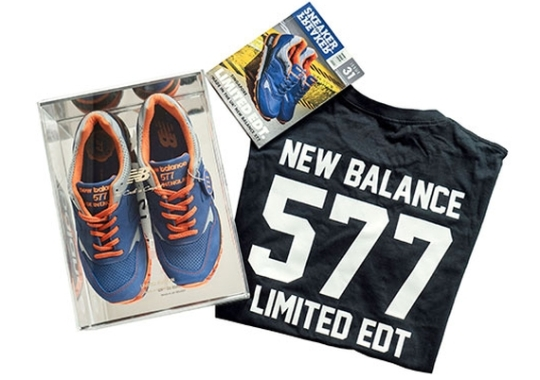Limited EDT x New Balance 577 – Special Packaging