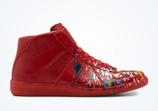 Maision Martin Margiela Fall/Winter 2014 Sneaker Collection