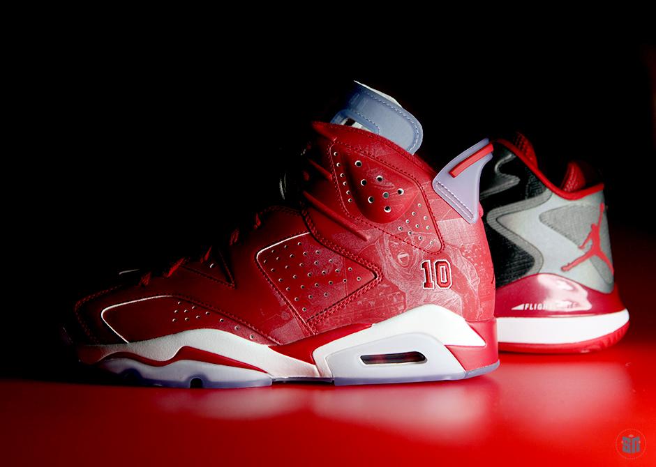 Jordan 6 Slam Dunk