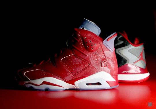 """Air Jordan """"Slam Dunk"""" Pack – Release Reminder"""