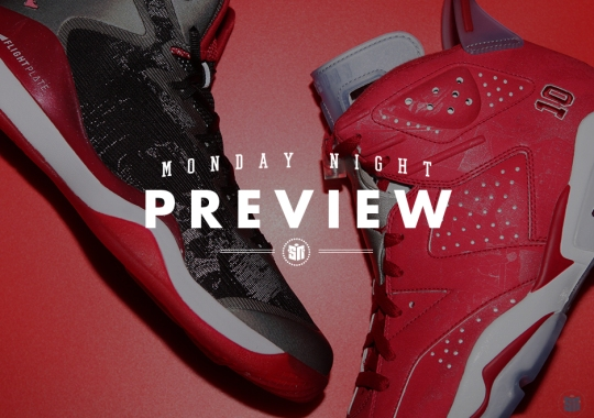 "Monday Night Preview: Jordan ""Slam Dunk"" Pack"