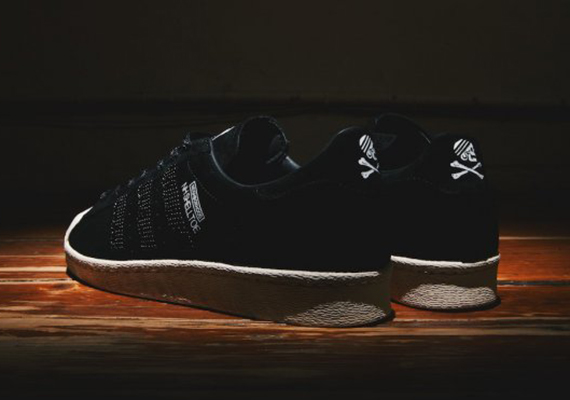 Adidas Consortium x D mop 10th Superstar Party Happenings D mop