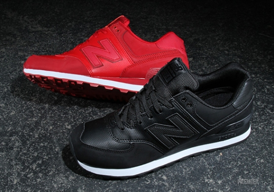 """New Balance 574 """"Stealth"""" Pack"""