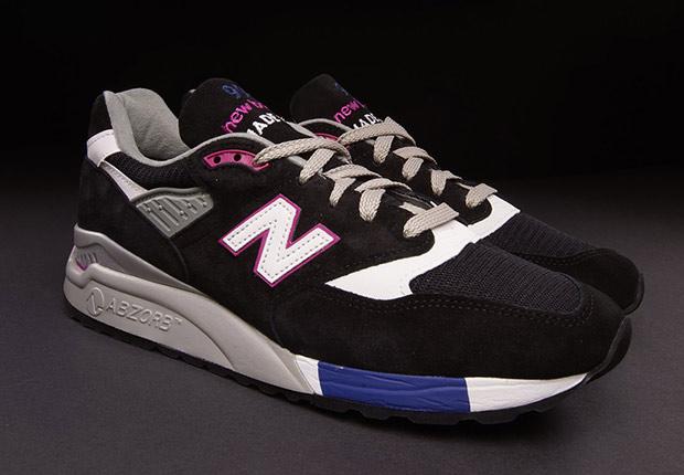 ??? new balance 998 black