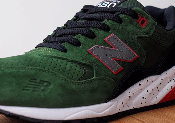 new balance green limited edition