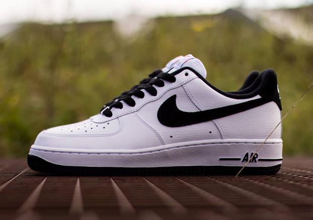 Nike Air Force 1 Low '07 White Black