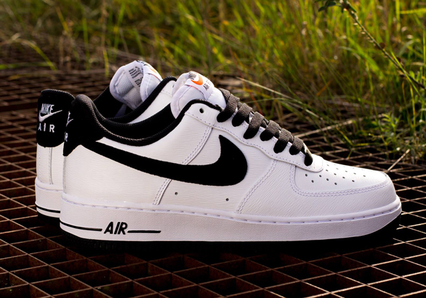 29322ee6a04 Nike Air Force 1 Low  07 - White - Black - SneakerNews.com