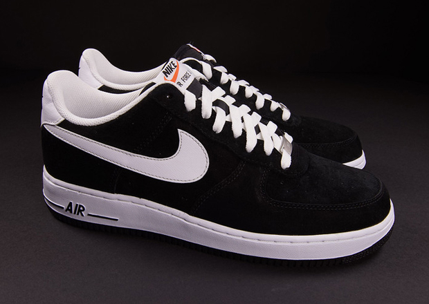 sites à vendre Nike Air Force 1 En Noir Et Blanc Air En Daim vente commercialisable 78gFVN
