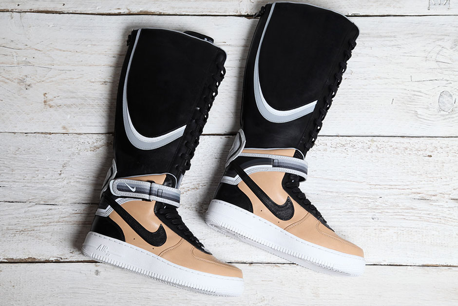 Nike Air Force 1 Rt Couleur Beige
