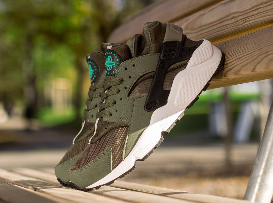 huarache nike green - Nike Huarache Colors