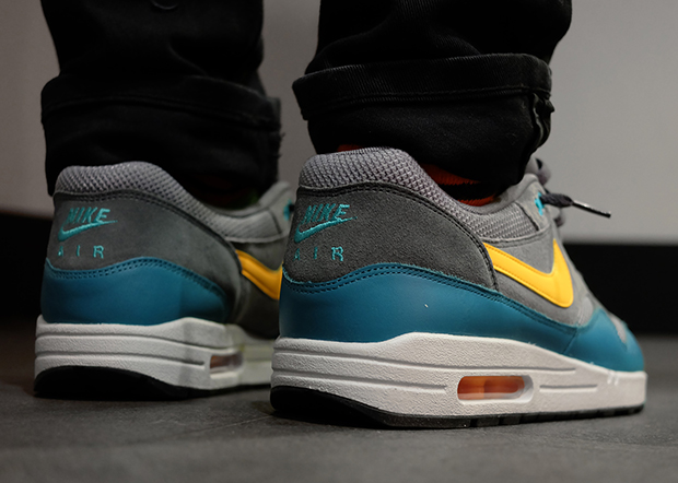 Nike Air Max 1 Essential Laser Orange   Outsole   Exclusive