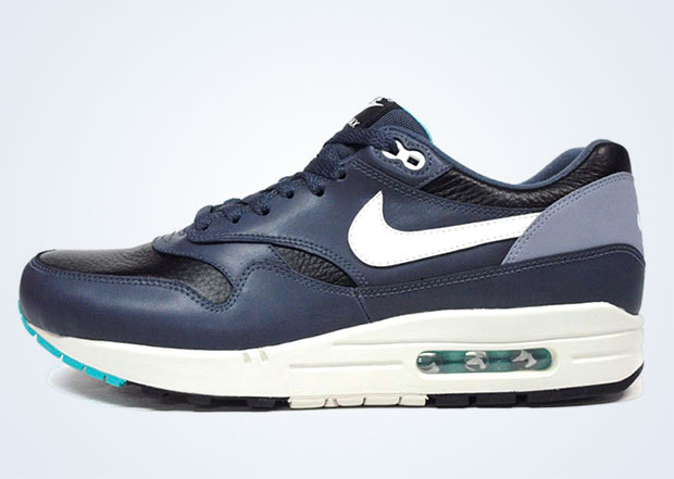 Air Max 1 Grey Blue