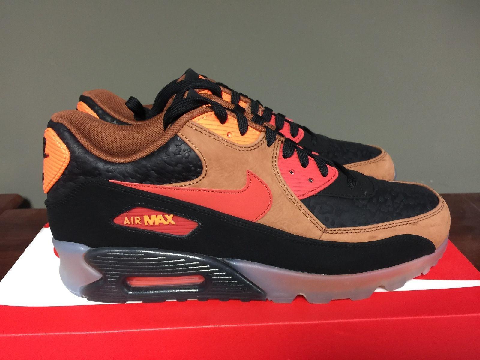 "size 40 4ef96 8115c Nike Air Max 90 ICE ""Halloween"""