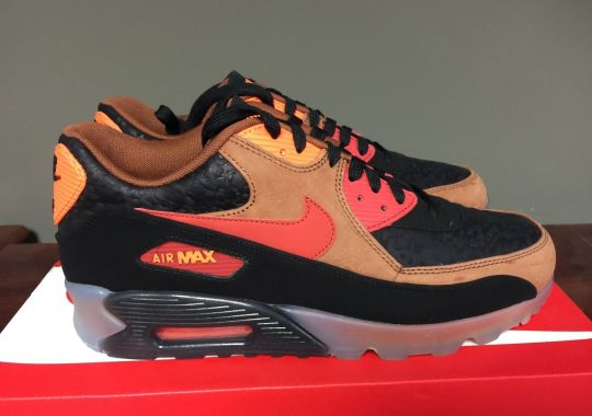 "Nike Air Max 90 ICE ""Halloween"""